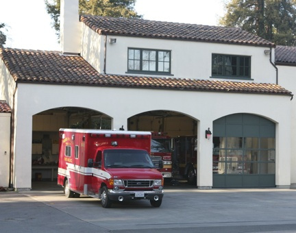 Medic 18, Ross Valley Fire Station 18